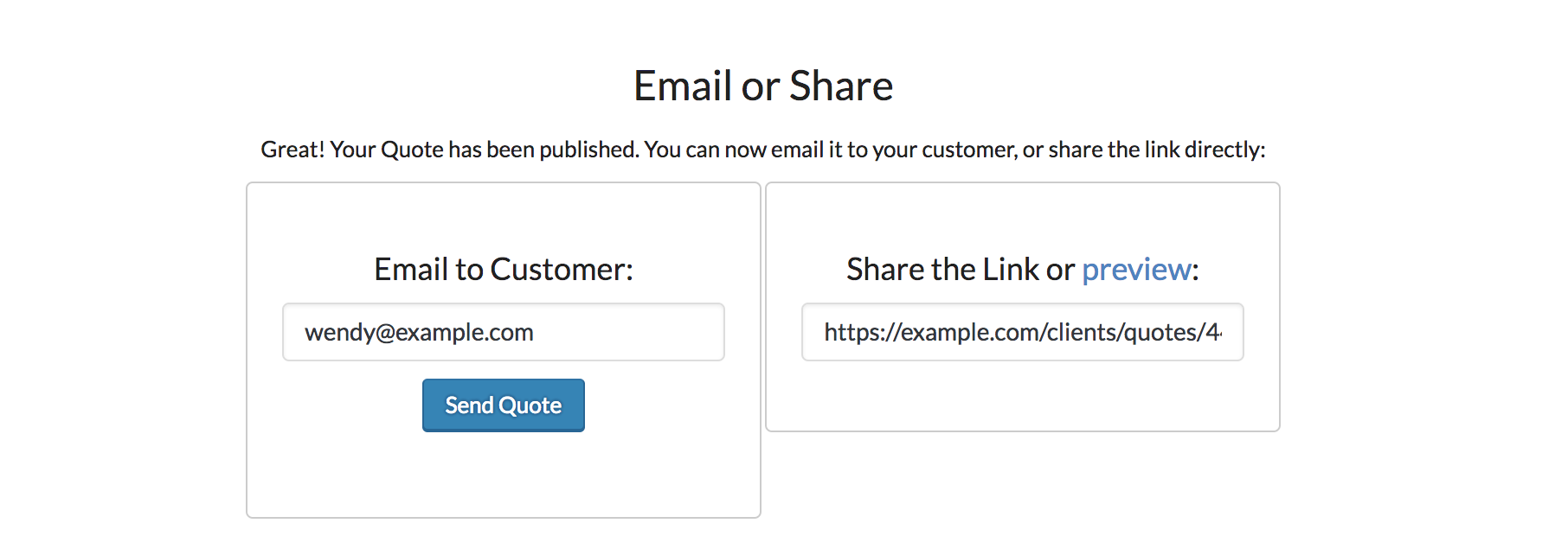 Send a Quote via Email from Jetpack CRM