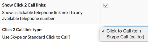 Easy - 2 settings to set up click-to-call in Jetpack