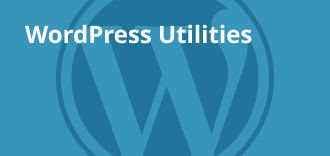 wordpress-utilities